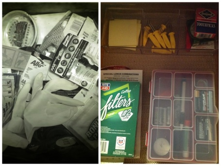 Organizing I